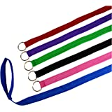 Downtown Pet Supply 6 Foot Slip Lead, Slip Leads, Kennel Leads Bulk Dog Leashes with O Ring for Dog Pet Animal Control…