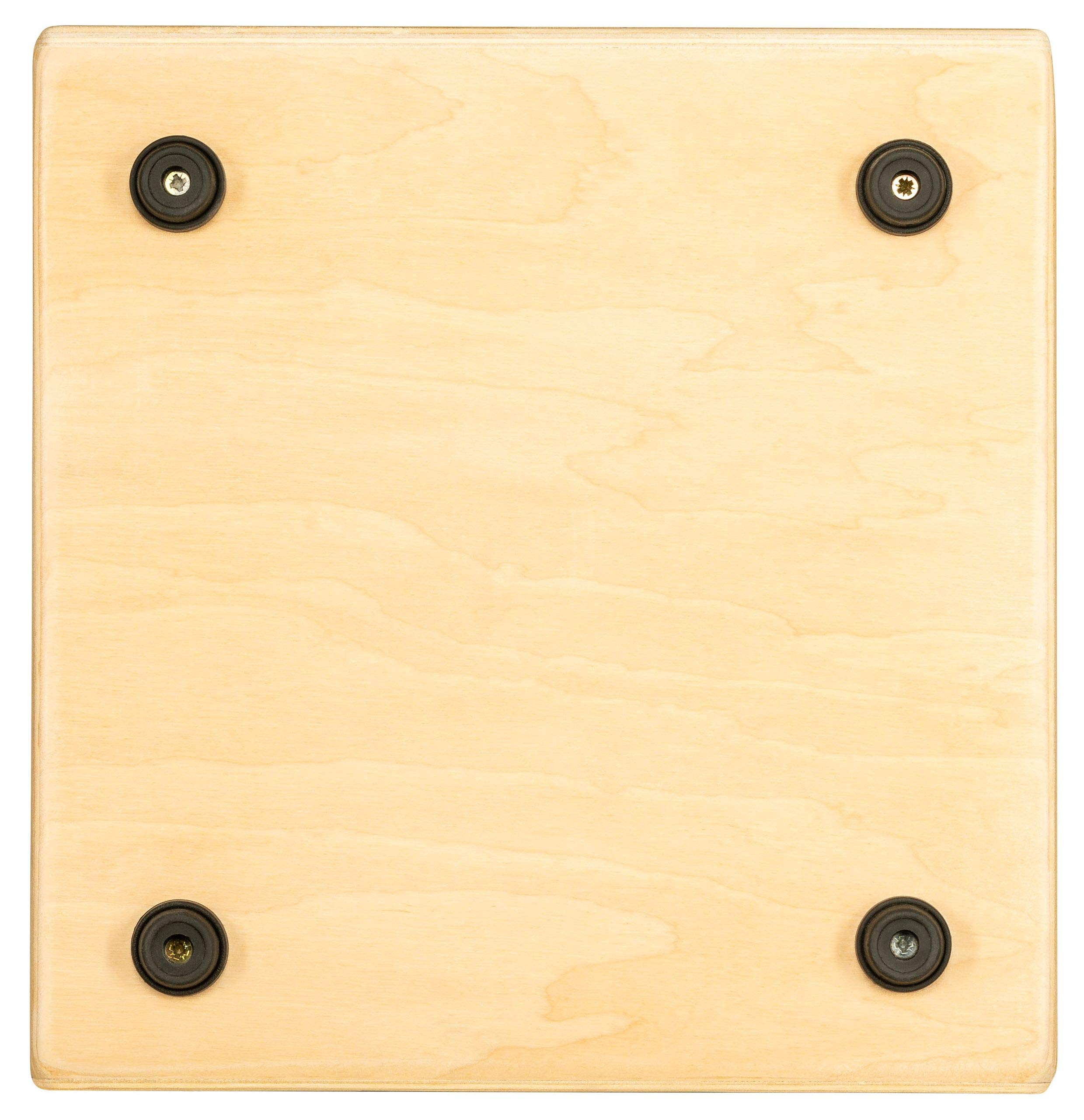 Meinl Cajon Box Drum with Internal Snares - MADE IN EUROPE - Baltic Birch Wood, Compact Size, 2-YEAR WARRANTY (JC50B) by Meinl Percussion (Image #5)