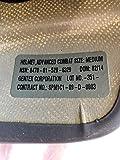 New Genuine USGI GENTEX Ach Mich Helmet