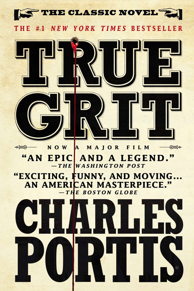 True Grit Novel Charles Portis product image