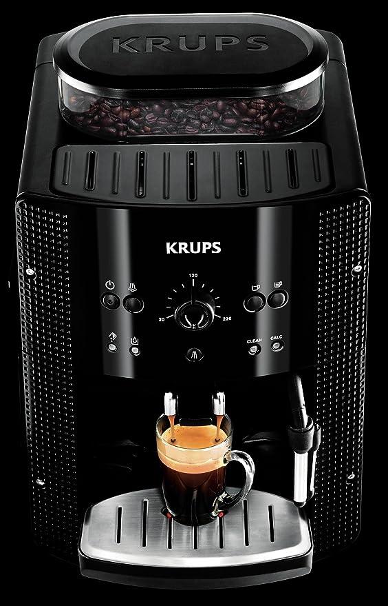 Krups YY8125FD - Máquina espresso, automática, de café ...