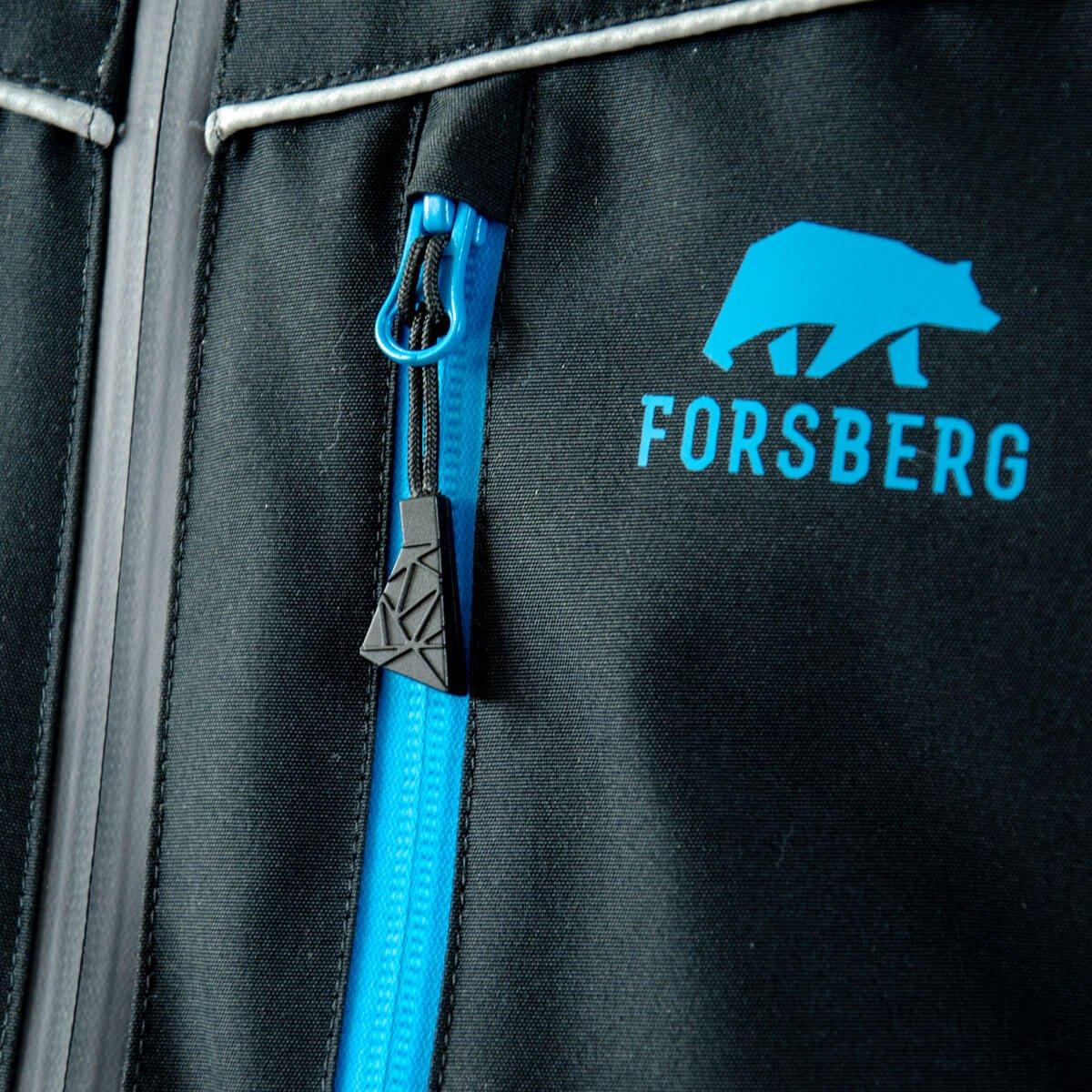 Forsberg KAMRAT wasserdichte Winterjacke: : Bekleidung