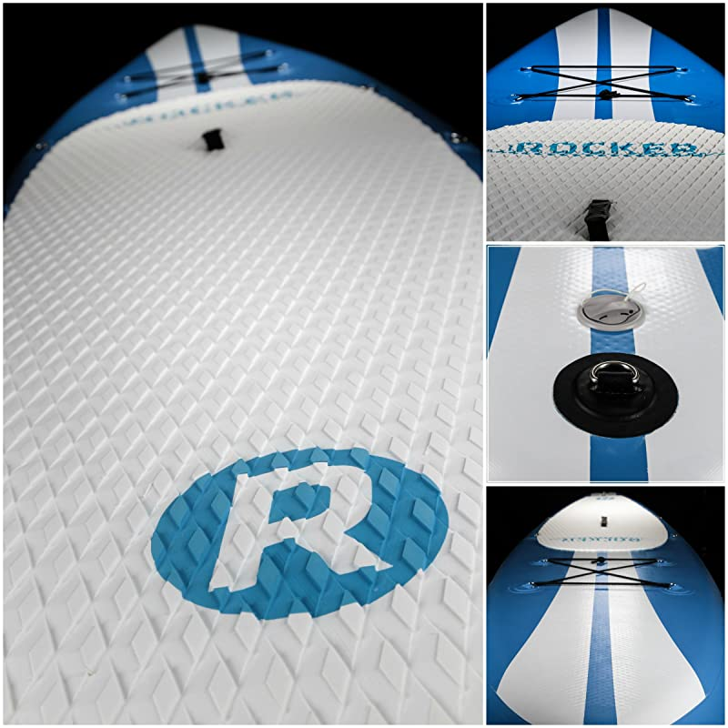 iRocker Paddle Boards 11' isup features