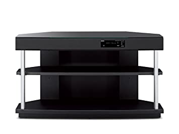 home theater tv stand. yamaha yrs-700 tv stand includes 7.1-channel home theater system with 250w digital tv e
