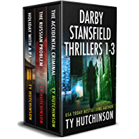 Darby Stansfield Thrillers 1-3
