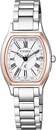 innovative design bfdf5 d9329 Amazon | [シチズン]CITIZEN 腕時計 xC クロスシー エコ ...