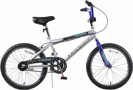 TITAN niños Gato con para Bicicleta BMX Rueda de 20: Amazon.es ...
