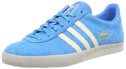 adidas Gazelle OG - Zapatillas para Hombre, Color Azul (Solar blue2 s14/chalk White/Pearl Grey s14), Talla 42 2/3: Amazon.es: Zapatos y complementos