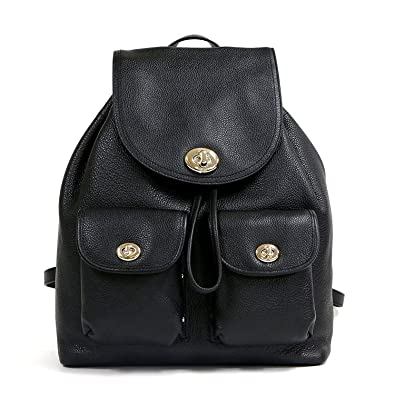 a685a35e2 ... backpacks 96633 85d4f; new zealand amazon coach f37582 turnlock rucksack  in polished pebble leather shoes 919fb 77cdc