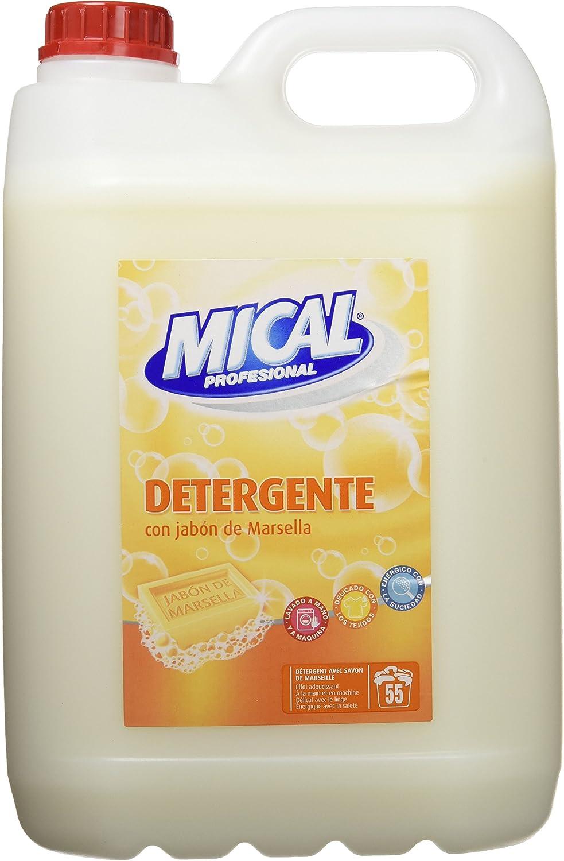 Mical Profesional Detergente Con Jabón De Marsella, Para Lavar A ...