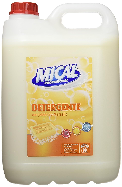 Mical Profesional Detergente Con Jab N De Marsella Para Lavar A  ~ Mejor Detergente Lavadora Calidad Precio