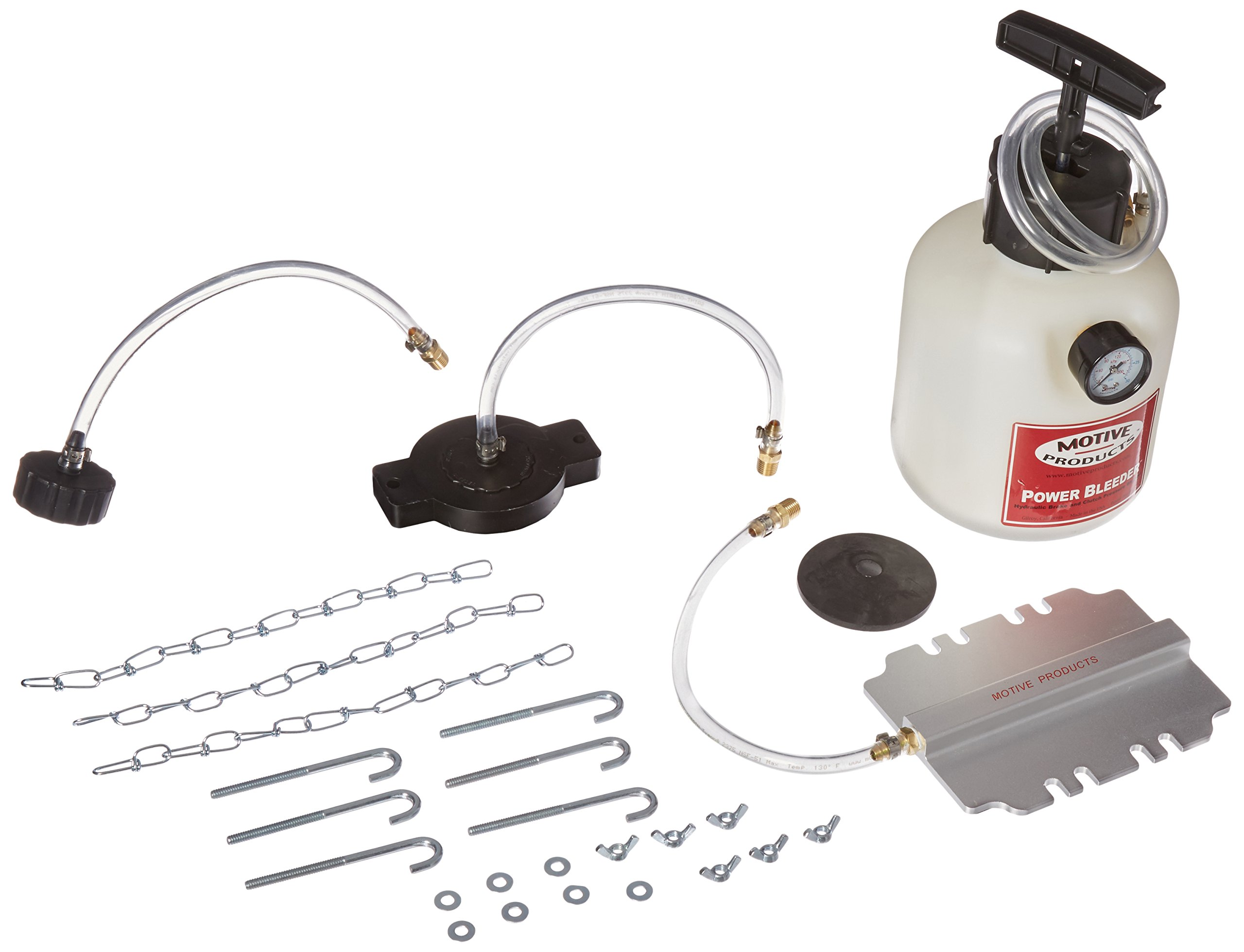 Motive Products 250 Brake System Power Bleeder by Motive Products