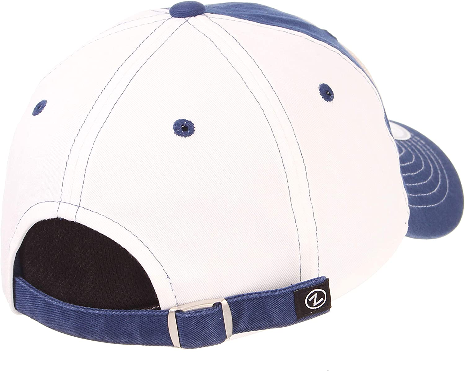 Adjustable Team Color//White Zephyr Vogue 2 Womens Relaxed Cap