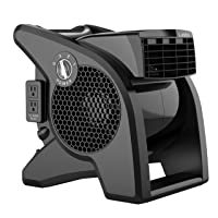 Lasko High Velocity Pro-Performance Pivoting Utility Fan for Cooling, Ventilating...