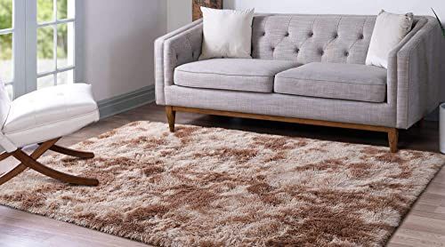 BENRON Fluffy Area Rug