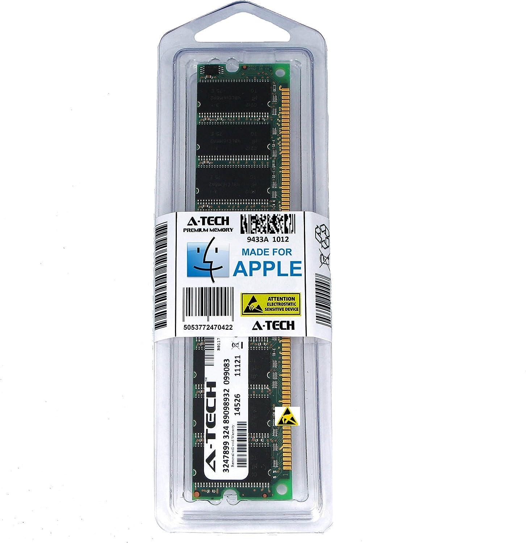 A-Tech for Apple 1GB Module PC2700 333MHz Power Mac G4 Mac Mini iMac Late 2005 M9285LL/A N/A M9168LL/A M9290LL/A M9686LL/A A1103 M9687LL/A M9686LL/B M9687LL/B M8689LL/A M8570 Memory RAM