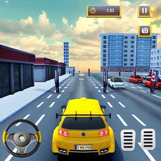 Amazon.com: Taxi Driving 3D : Apps & Games