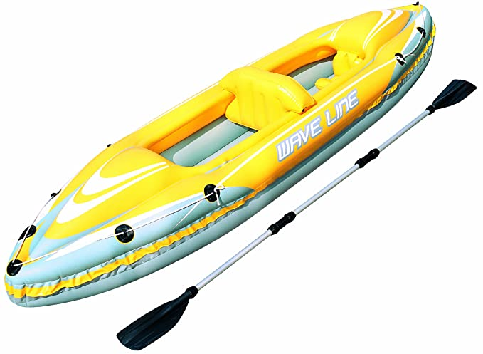Bestway Wave Line - Kayak hinchable (2 plazas)