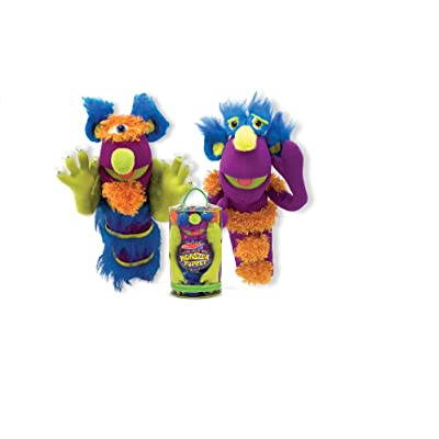 Melissa & Doug MYO Monster Puppet: Everything Else