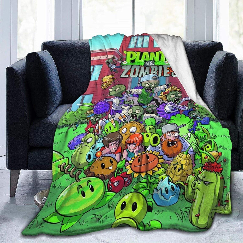 AkanaRika Ultra-Soft Micro Fleece Throw Blankets All-Season Warm Super Soft Blanket Suitable for Beds and Sofas 50