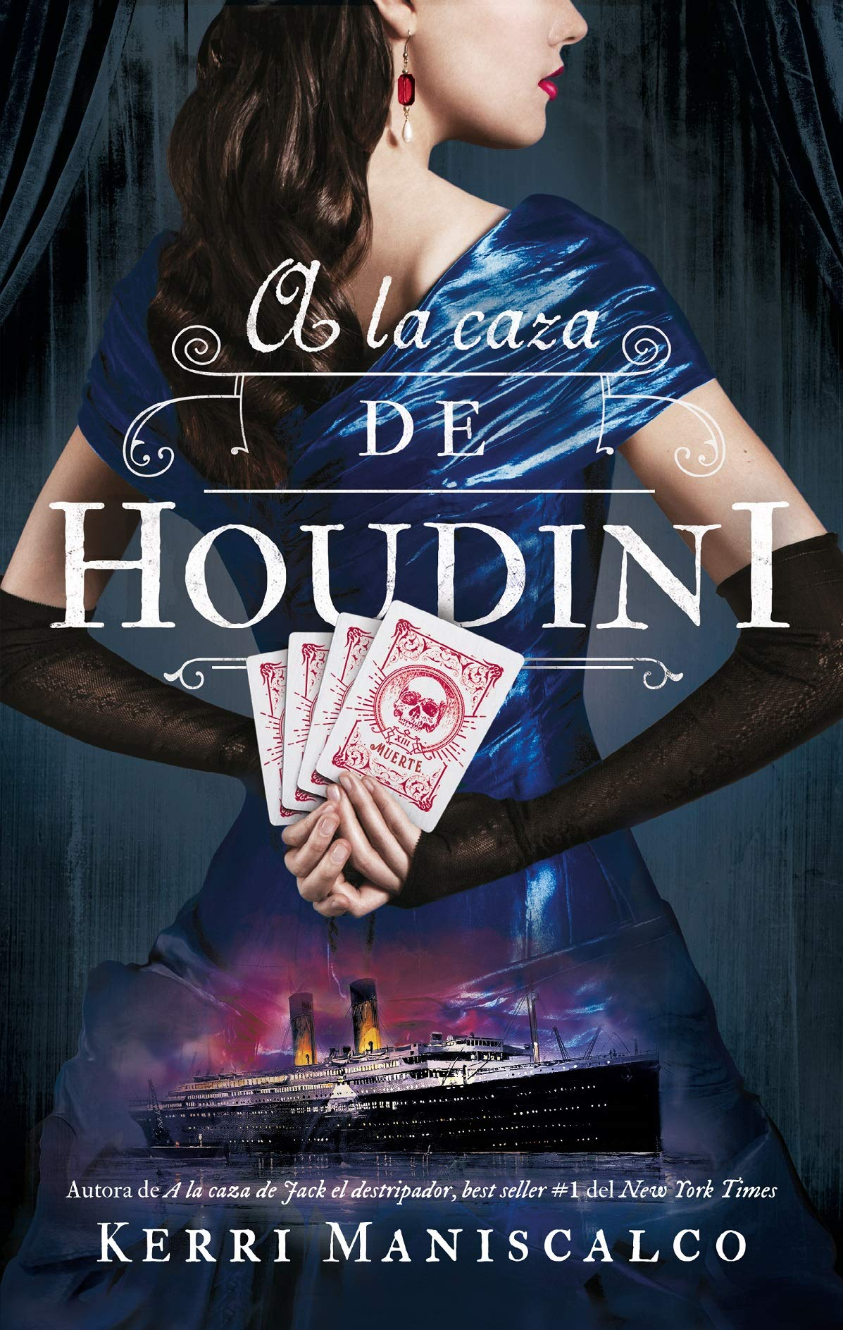 A La Caza De Houdini (Puck): Amazon.es: MANISCALCO, KERRI, Rojas ...