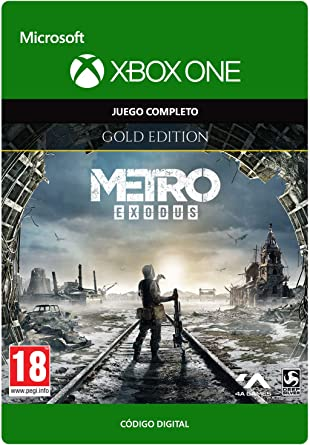 Metro Exodus Gold - Xbox One – Código de descarga: Amazon.es ...
