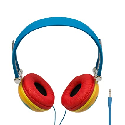 Amazoncom Ihip Airheads Candy Stereo Noise Isolating Headphones