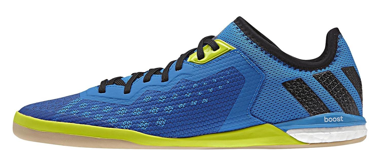 super popular b1f2d ee91b adidas Men's Ace 16.1 Court Football Boots, Blue/Black ...