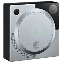 August 1st Generation Doorbell Camera (Silver)