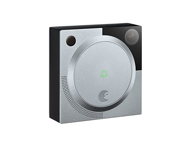 August Doorbell Camera, 1st generation - Silver
