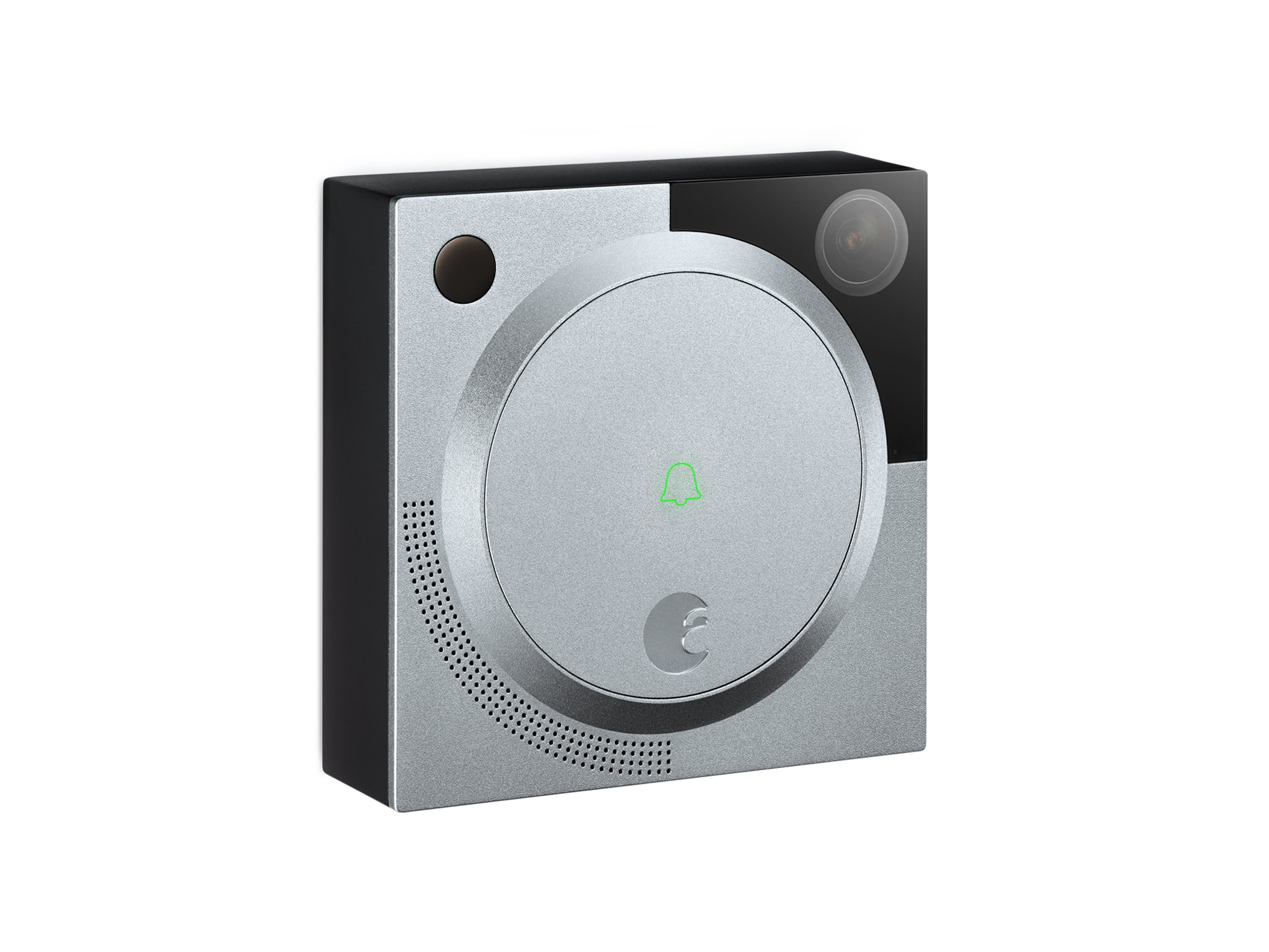 August Doorbell Camera, 1st generation - Silver by August