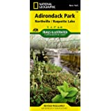 Northville, Raquette Lake: Adirondack Park (National Geographic Trails Illustrated Map)