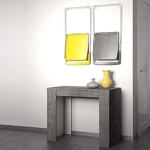 Tavolo Consolle Rovere Marrone 74 x 49 x 91 cm Symbiosis Pamplona