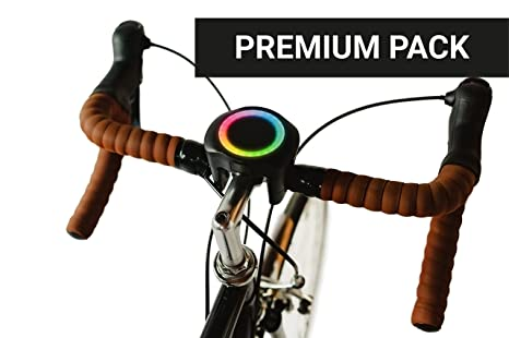 Amazon.com: smarthalo Premium Pack | Smart bicicleta ...