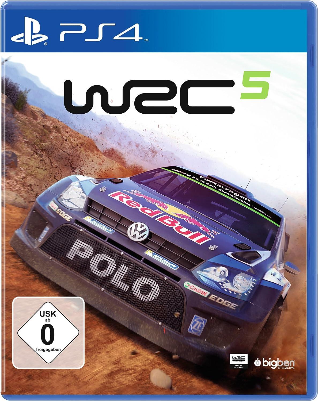 WRC 5 [Importación Alemana]: Amazon.es: Videojuegos