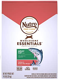 product image for Nutro Wholesome Essentials Adult Dry Cat Food, Salmon