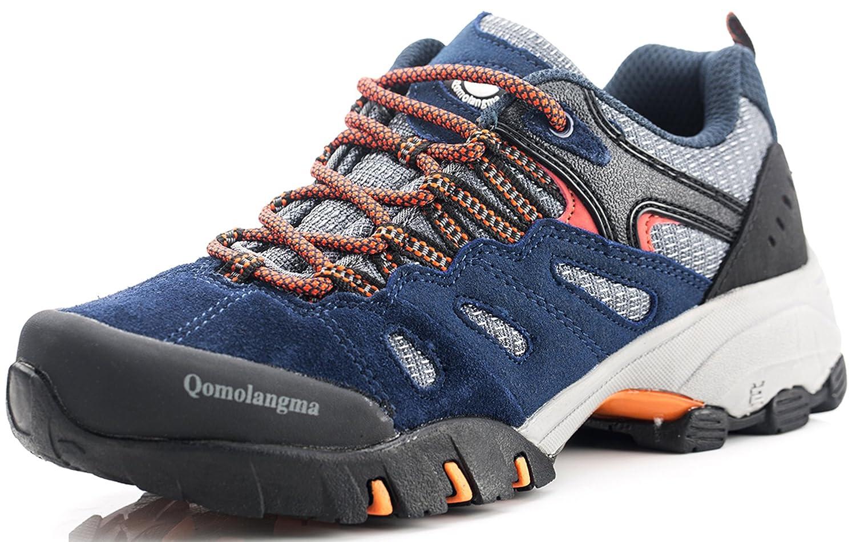 Qomolangma レディース B0746F4J8S 9|ブルー/オレンジ ブルー/オレンジ 9