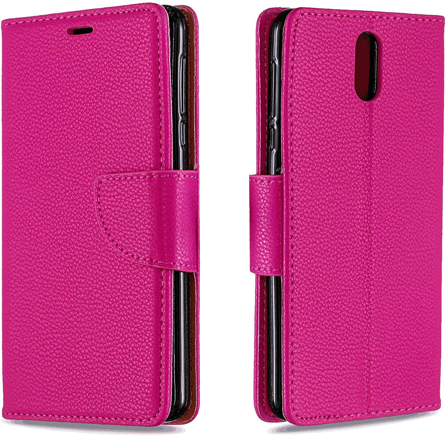 Flip Cover fit for iPhone 11 Pro Max Business Gifts Simple-Style Leather Case for iPhone 11 Pro Max