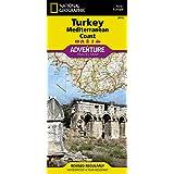 TURKEY/MEDITERRANEAN COAST 1/760.000