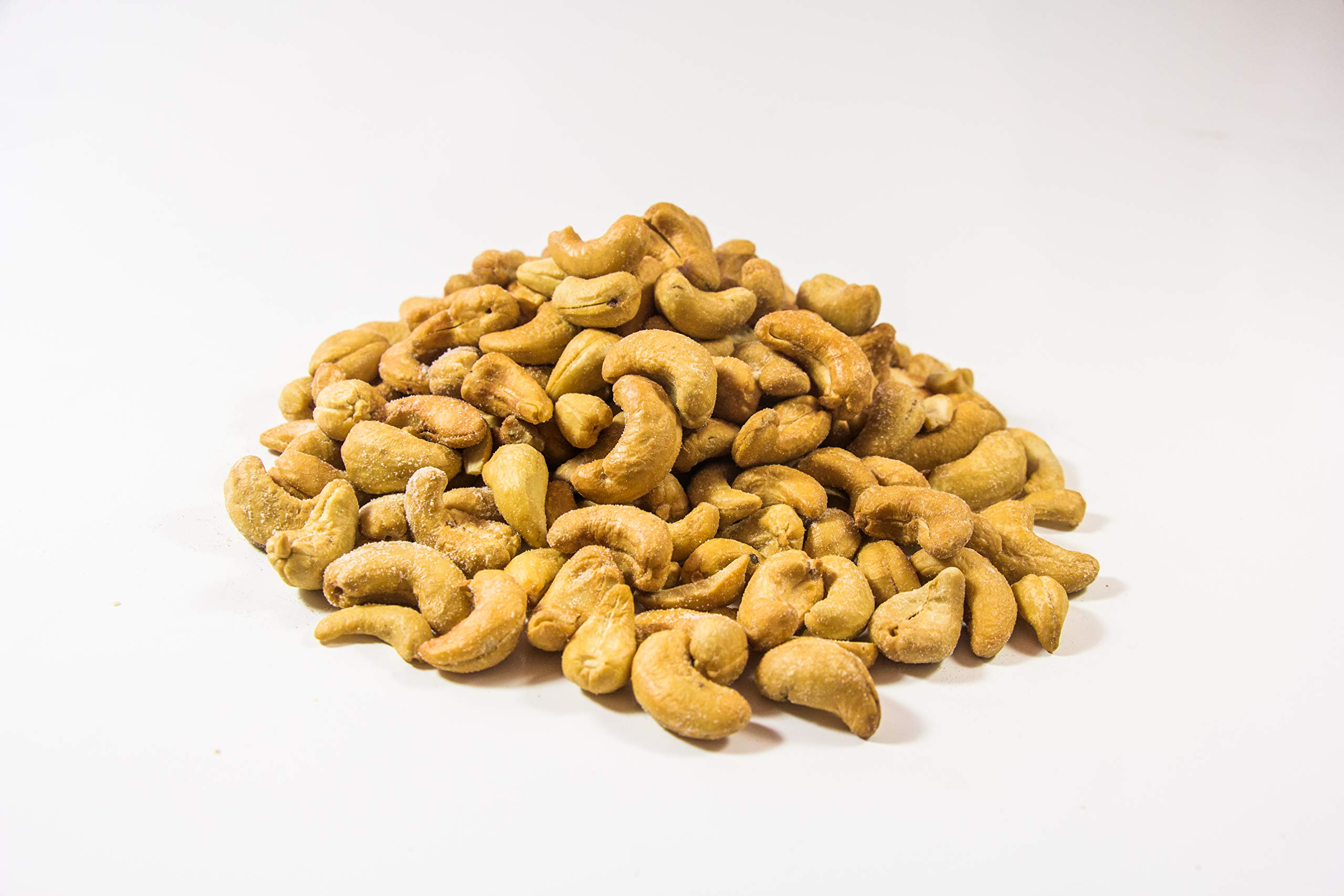Cashews - Bulk Raw Cashews 10 Pound Value Box - Freshest And Highest Quality Nuts From US Based Farmer Market - Quality nuts for homes, restaurants, and bakeries. (10 LBS)