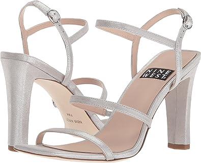 Gabelle 40th Anniversary Strappy Heeled Sandal Nine West MddJ1vU3