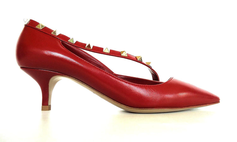 Valentino Garavani Damen Pumps Rot Rot Rot Pumps e91e54
