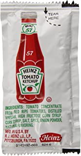 product image for Heinz Ketchup Single Serve Packet (0.32 oz Packets, Pack of 1,500)