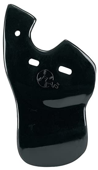 Markwort C-Flap Facial Protection for Left Handed Batters, Black