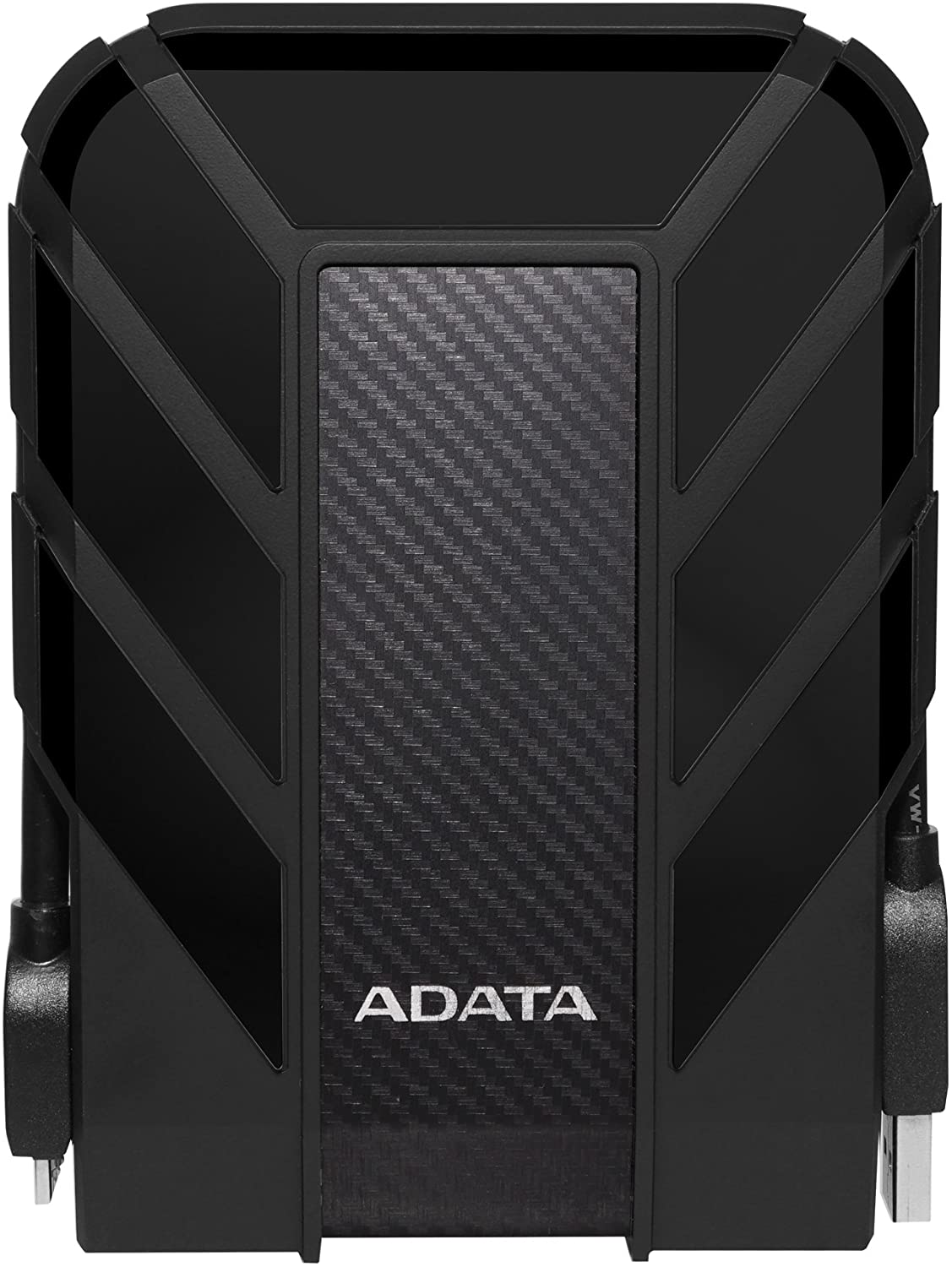 ADATA HD710 Pro 2TB USB 3.1 IP68 Waterproof/Shockproof/Dustproof Ruggedized External Hard Drive, Black (AHD710P-2TU31-CBK)