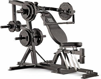 Marcy Pro Pm4400 Exploitent Home Gym Noir Amazon Ca Sports Et Plein Air