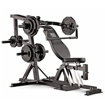 Marcy Pro PM4400 Leverage Home Multi Gym and Bench Amazoncouk