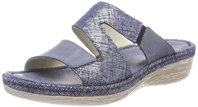 Rohde Carrara, Mules Femme Carrara, Bleu Rohde (Jeans (Jeans 55) 8e03b69 - automaticcouplings.space