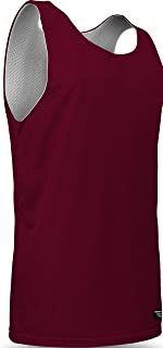 product image for Game Gear Reversible Mesh Jersey, Basketball/Gym/Soccer Tank Top for Youth (13 Colors) AP993Y