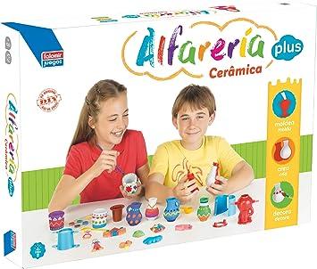 Falomir Alfarería Plus, Juego de Mesa, Manualidades (26540): Amazon.es: Juguetes y juegos